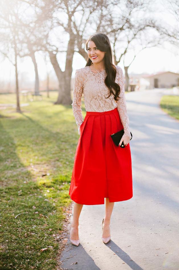 3 gợi ý trang phục hoàn hảo cho ngày Valentine ngọt ngào