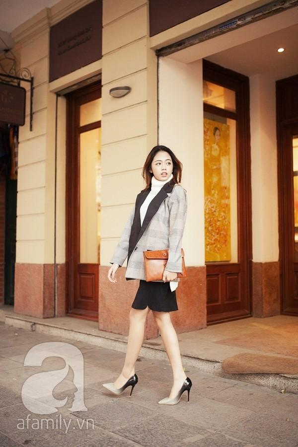 Biến hóa cho cả tuần làm việc với váy đen ngắn (LBD) quyến rũ 10