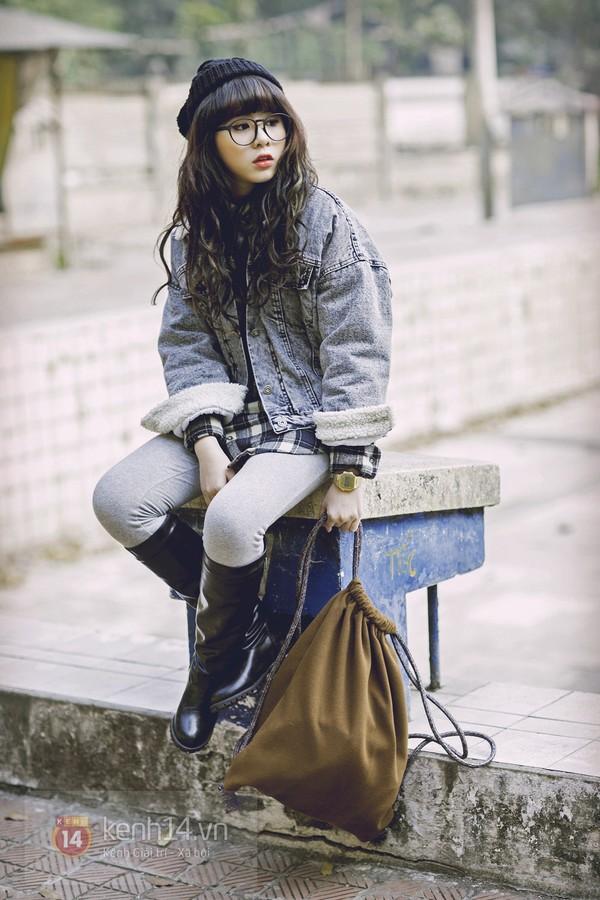 Ấm áp và phong cách với jacket trẻ trung 17