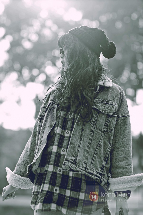 Ấm áp và phong cách với jacket trẻ trung 18