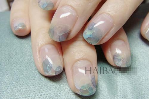 Nail xinh tô điểm cho móng tay phái đẹp