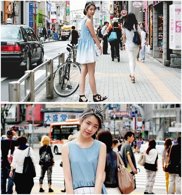 Ấn tượng với street style màu sắc của giới trẻ thế giới tuần qua 6
