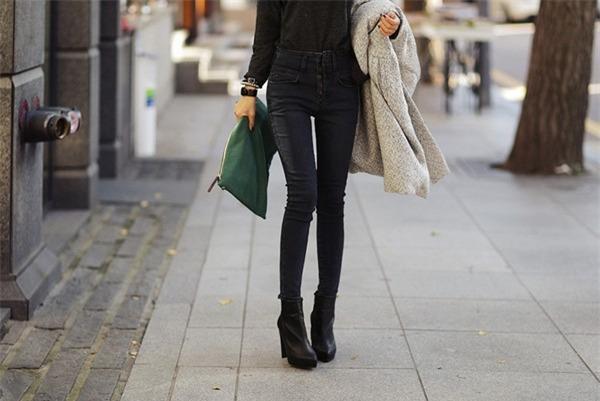 Tips chọn và mix quần jeans đúng trend cho mùa thu 2