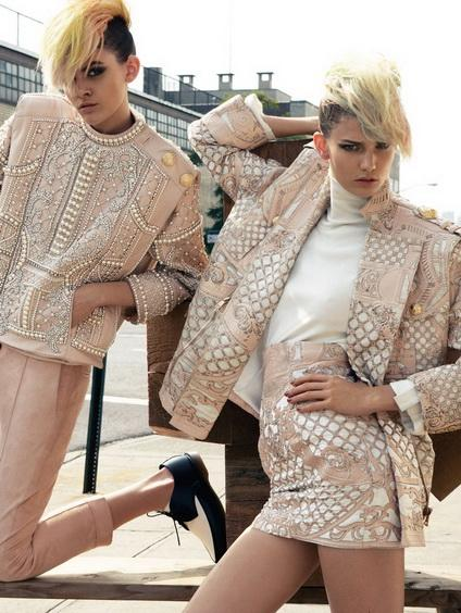 7 xu hướng thời trang nổi bật của năm 2013