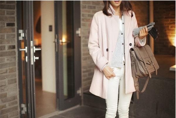 Kết hợp 3 phong cách với áo khoác tone màu tươi sáng 18