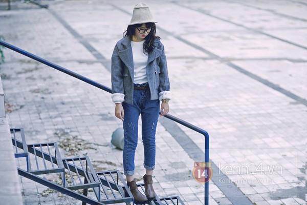 Ấm áp và phong cách với jacket trẻ trung 10