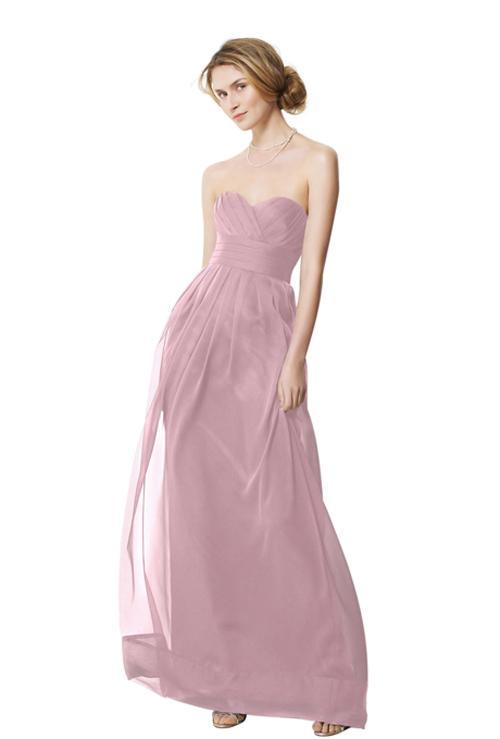 Xu hướng váy phù dâu tone màu pastel 2014 12