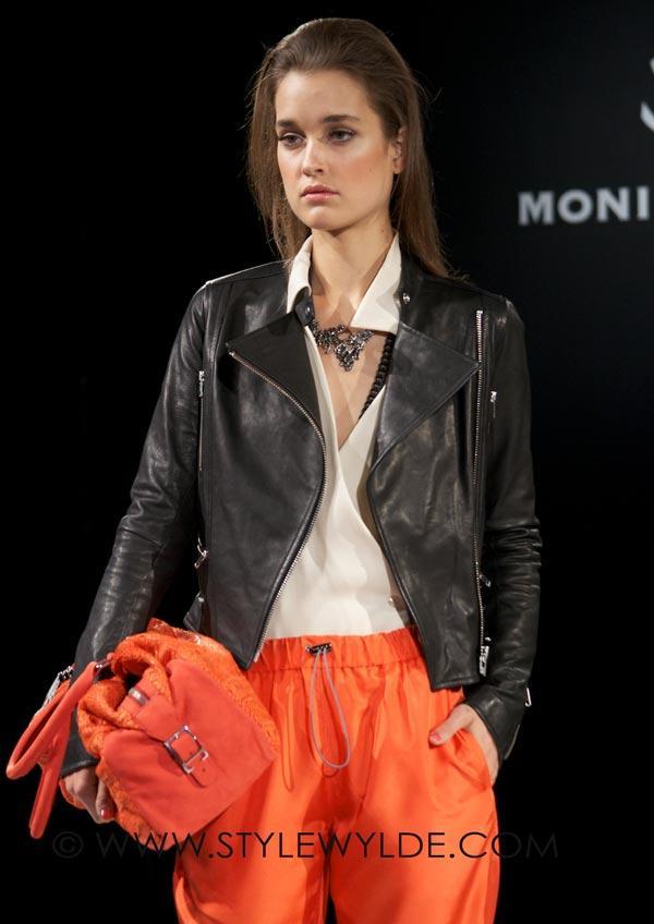 Huyền thoại chiếc áo khoác da sành điệu