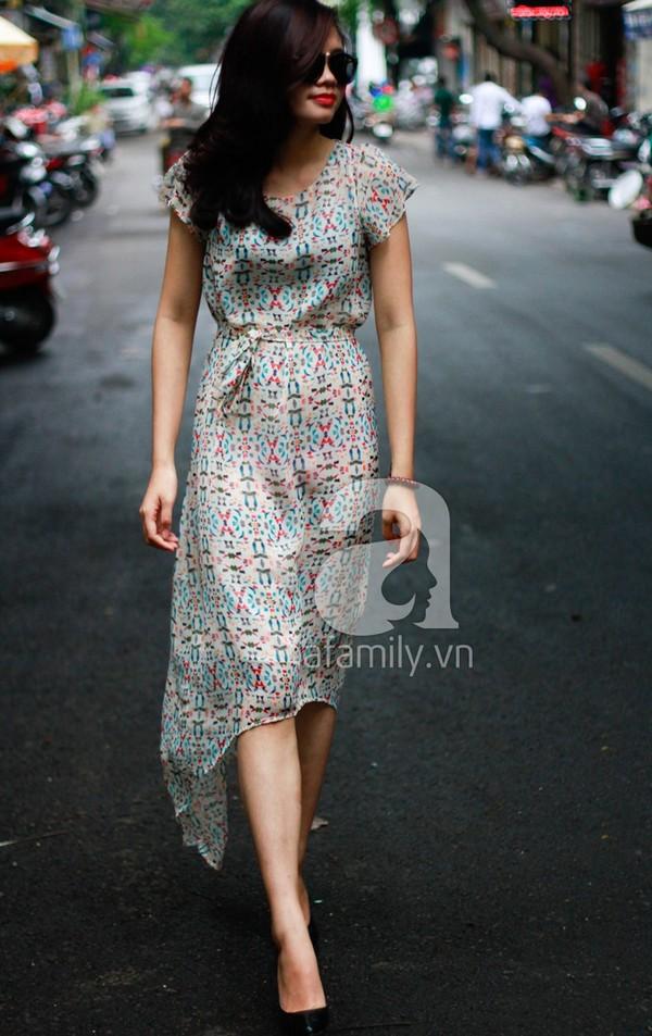 Ngắm street style ngày cuối thu của phái đẹp Hà Nội 14