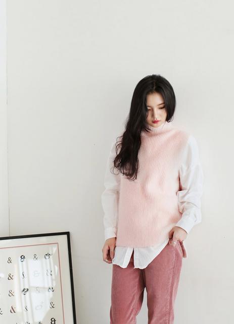 4 màu áo len gam pastel không thể thiếu của mùa đông 1