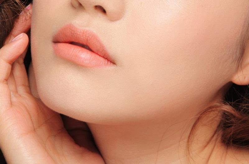 Kết quả hình ảnh cho son môi màu nude
