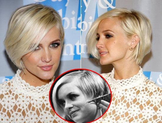 Xu hướng tóc 'vintage' ngắn sành điệu như sao