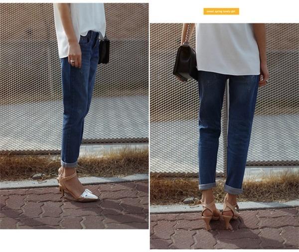 Tips chọn và mix quần jeans đúng trend cho mùa thu 15