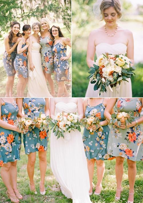 7 gợi ý váy phù dâu thời trang và nhã nhặn 25