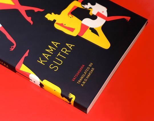 Chú thích ảnh: Kamasutra - cuốn sách không phải là