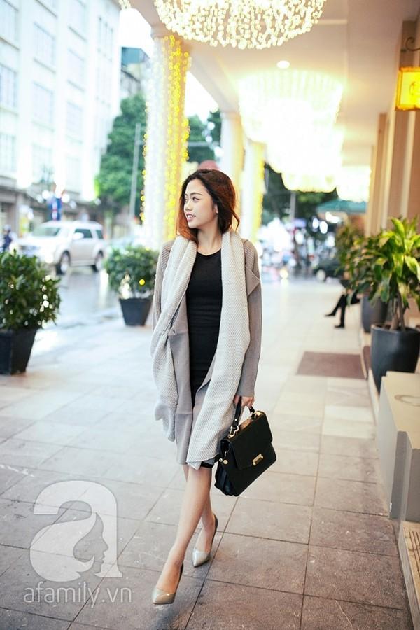 Biến hóa cho cả tuần làm việc với váy đen ngắn (LBD) quyến rũ 7