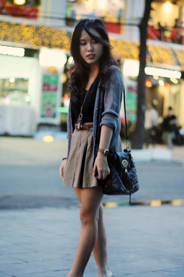 Guu của cô gái đam mê thời trang và nhiếp ảnh: Thảo Đỗ
