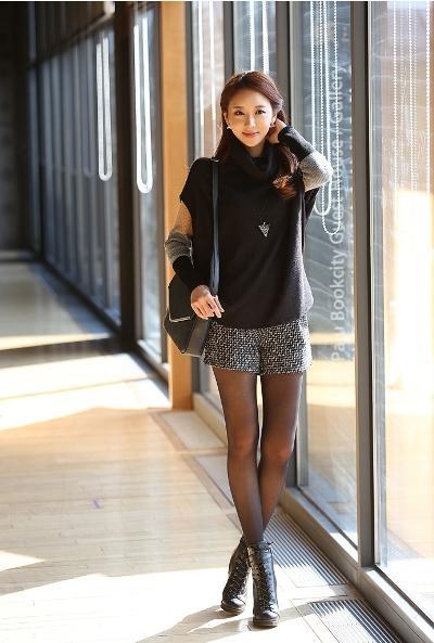 Các mẫu giày bốt nữ cổ thấp đẹp 2013
