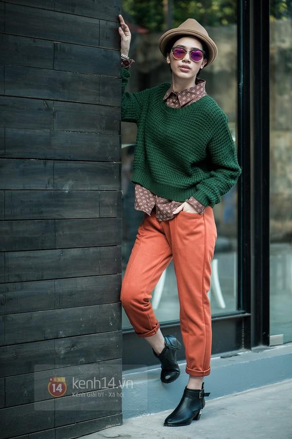 Đa sắc đa diện ngày thu cùng Sweater 4