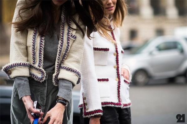 6 chiếc áo khoác hợp cả phong cách xuề xòa lẫn sang trọng 19