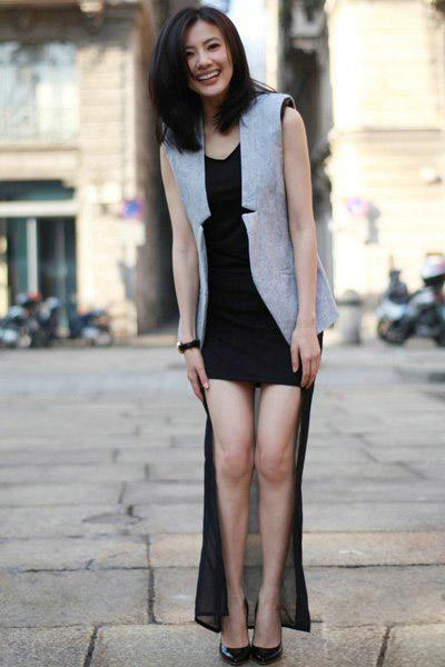 5 gợi ý phối đồ đẹp với váy áo chớm thu