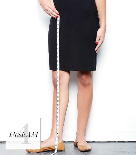 Học cách tự đo size khi mua quần áo online 4