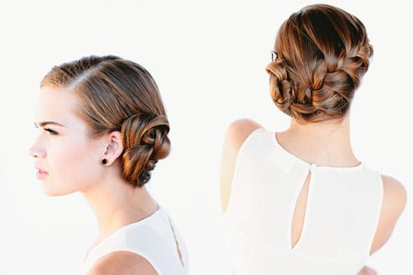 5 cách tết tóc đơn giản cho nàng điệu đà