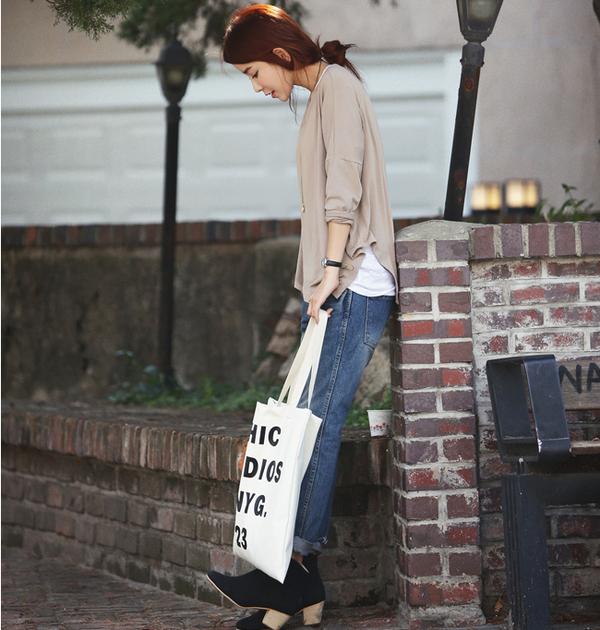 Cách chọn và kết hợp quần jeans với giày hợp từng dáng chân 20