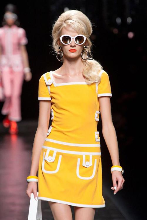 2013: Sự trở lại ngoạn mục của thời trang 1960