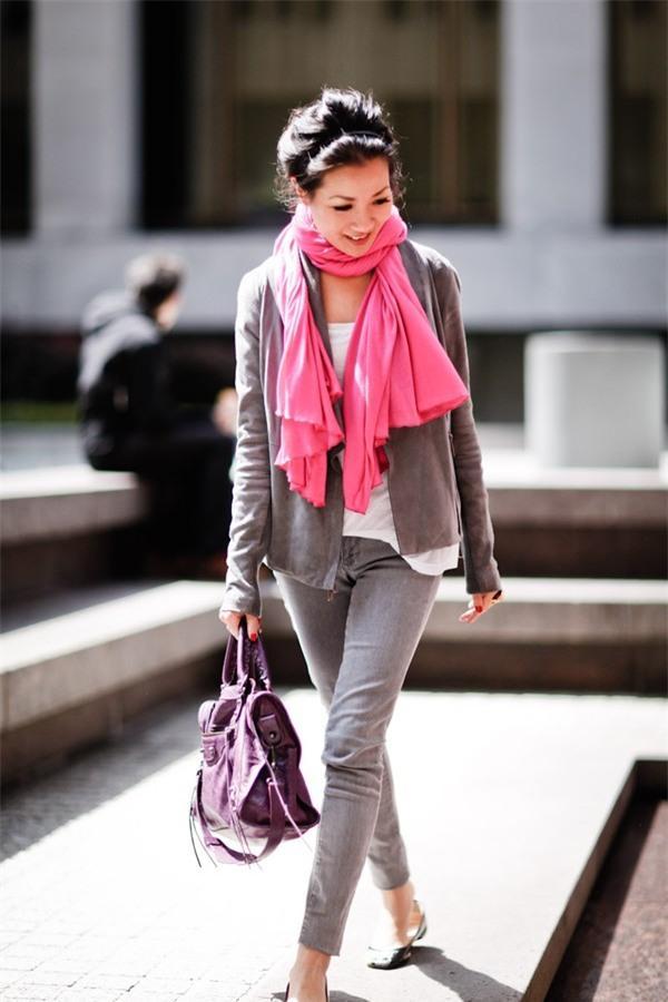 Các mẫu khăn đẹp cho mùa đông năm nay 13