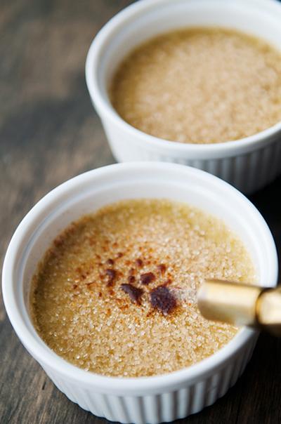 Phá cách với creme brulee vị trà xanh đặc biệt 9