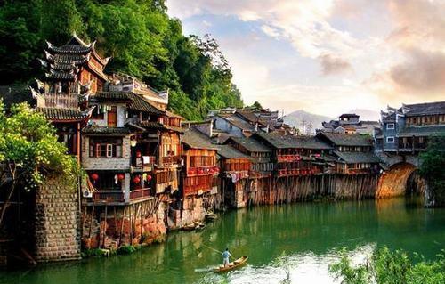 Ghé 5 cổ trấn đẹp nhất Trung Hoa 4
