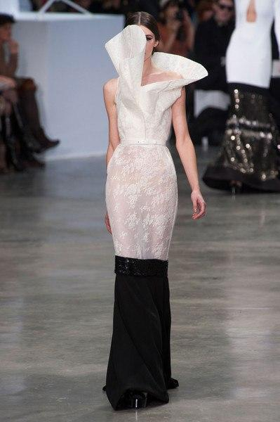 Những mẫu váy cao cấp đẹp nhất Xuân 2013