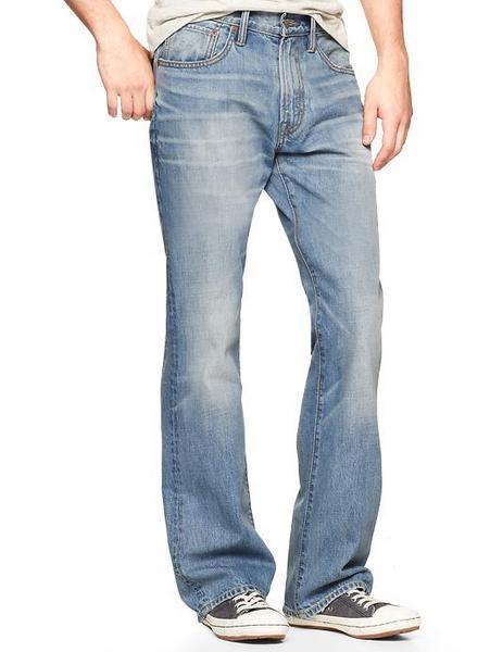 Phụ nữ nghĩ gì về style quần jeans của nam giới?