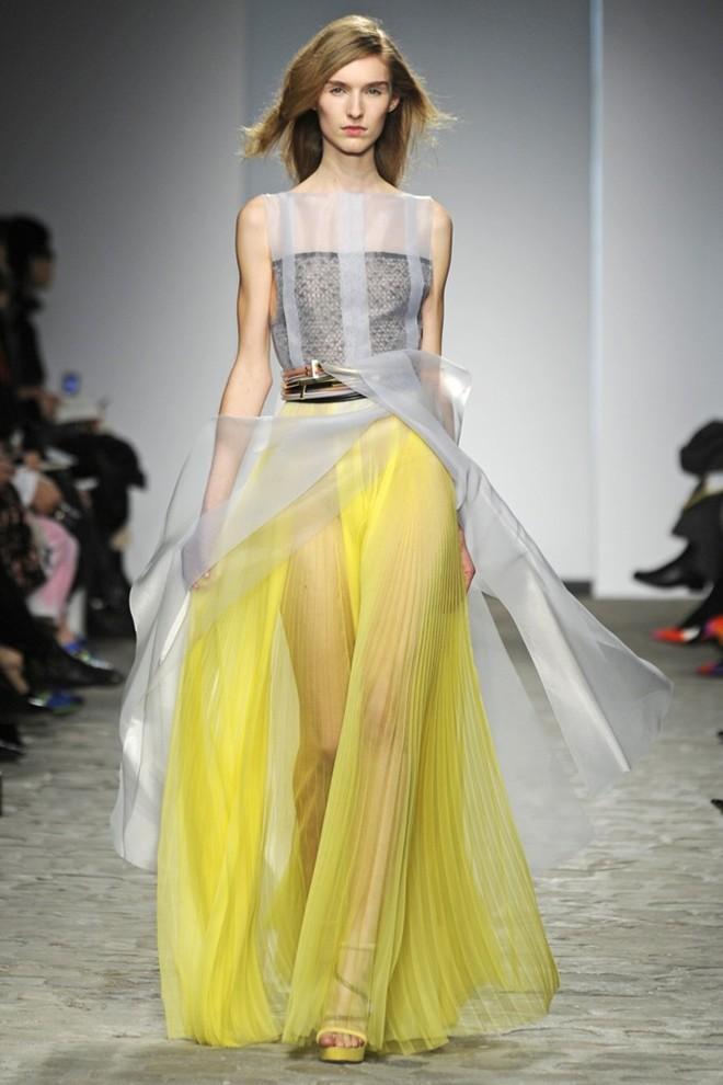 20 bộ đầm đẹp nhất tuần lễ thời trang cao cấp Paris