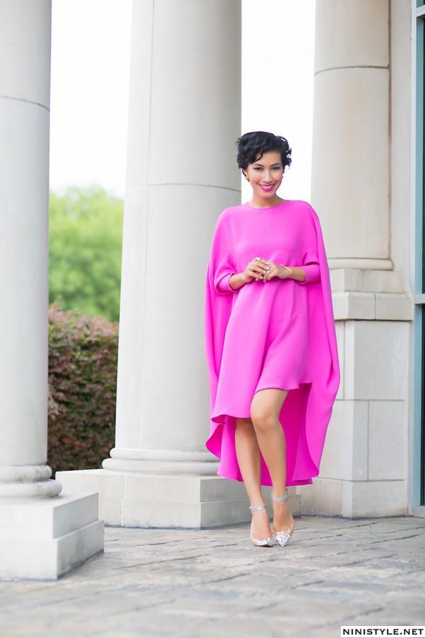 NTK gốc Việt Nini Nguyen - từ lao công trở thành stylist riêng của Rihanna 56