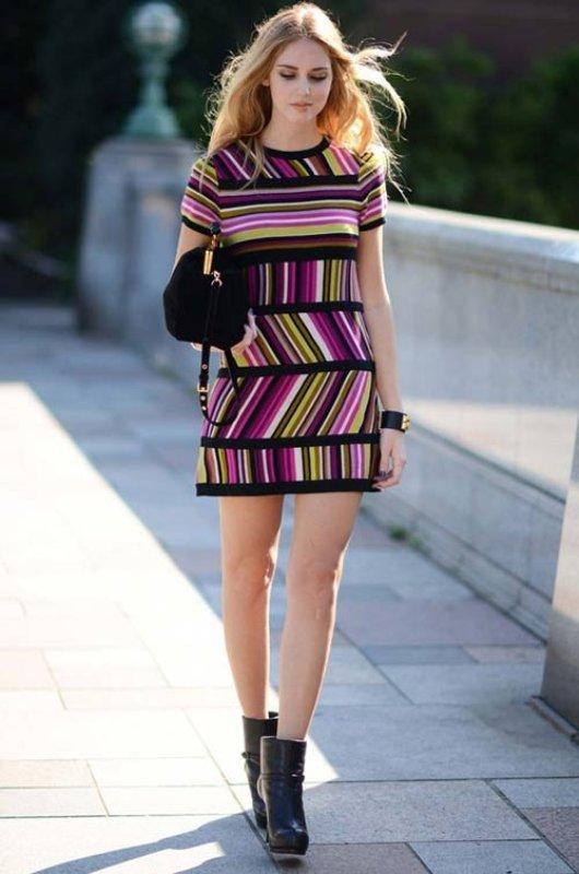 Váy dáng suông cho ngày hè nóng nực