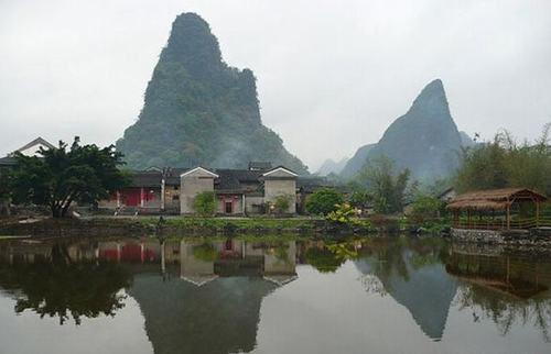 Ghé 5 cổ trấn đẹp nhất Trung Hoa 5