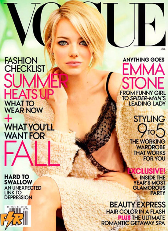 Emma Stone - Nét gợi cảm đằng sau vẻ trong sáng 16