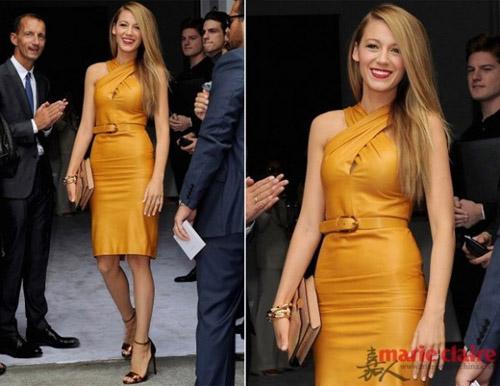 Lục tủ váy hiệu mùa xuân 2014 của Sao - 7
