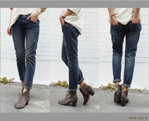 Tips chọn và mix quần jeans đúng trend cho mùa thu 12