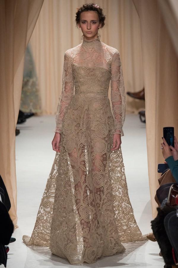 Những gợi ý váy cưới tuyệt đẹp từ BST Haute Couture 2015 4