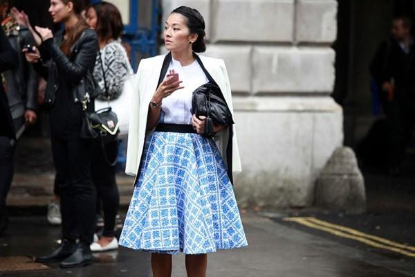 10 chiếc chân váy hè quen thuộc của phái đẹp 25