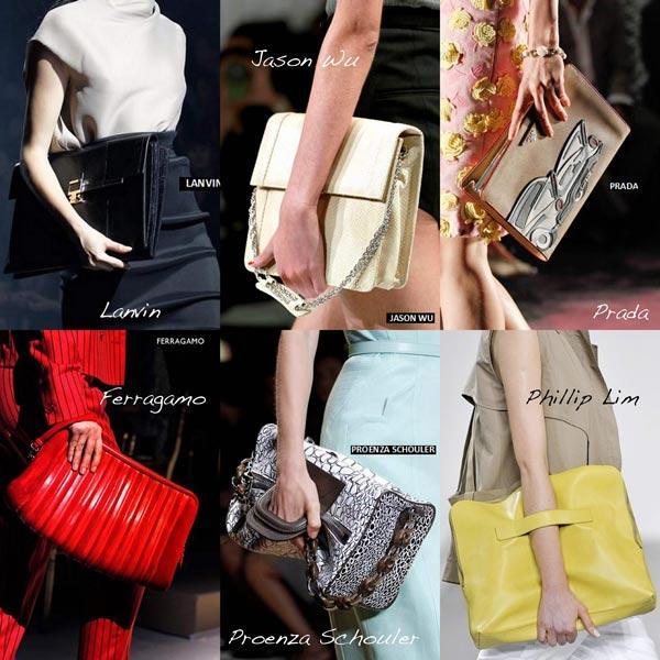 Chọn túi xách chuẩn phù hợp với dáng người
