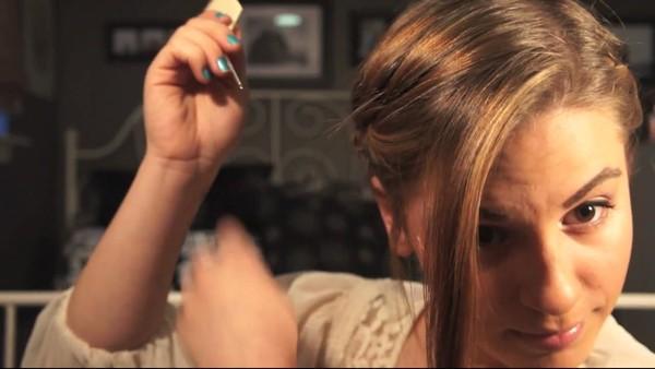 3 kiểu tóc búi thanh lịch, dễ dàng cho nàng tóc ngắn