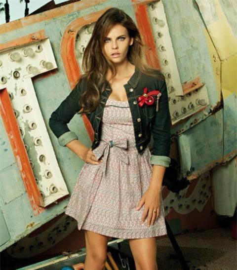 Váy áo lung linh cho cô gái tuổi hồng, Thời trang, thoi trang mua thu, vay, ao jeans, quan short, ao lung, vay lua, tui xach, tuoi teen, tuoi hong, thoi trang tuoi teen