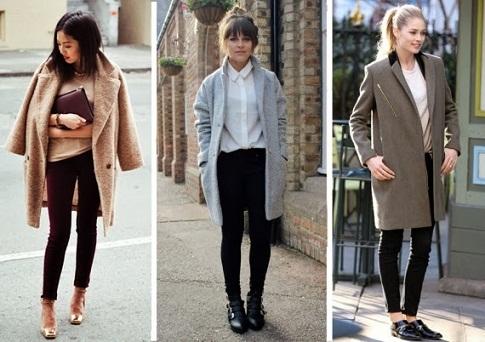 Chiếc áo khoác cực ấm dành cho ngày lạnh mang phong cách tomboy,hay còn được gọi là  chiếc áo khoác của bạn trai đang là xu hướng mà được các cô gái ưa chuộng.