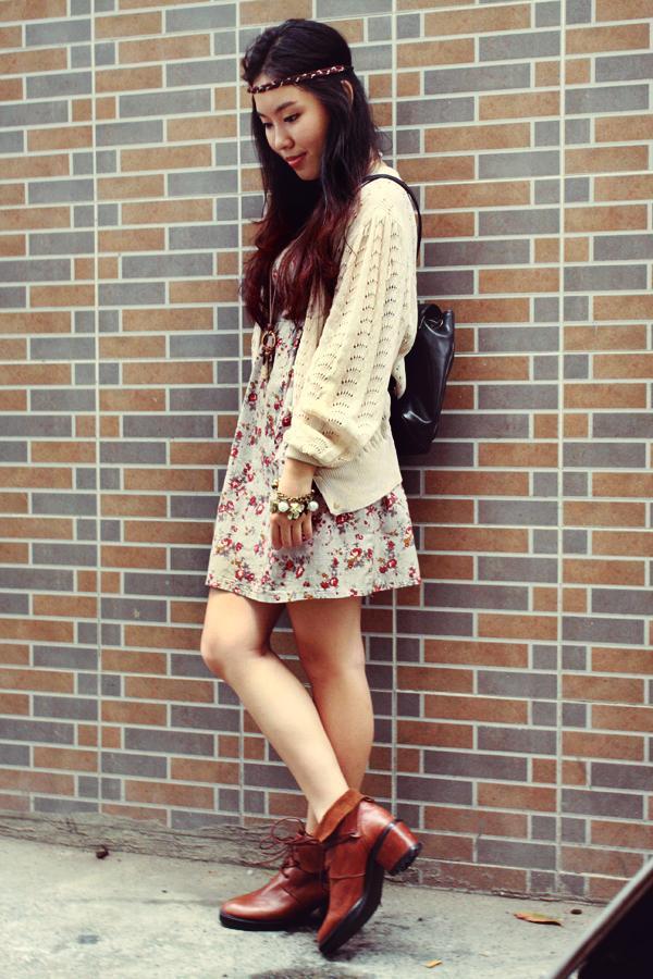 Cô gái đam mê thời trang và nhiếp ảnh