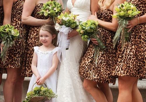 7 gợi ý váy phù dâu thời trang và nhã nhặn 11