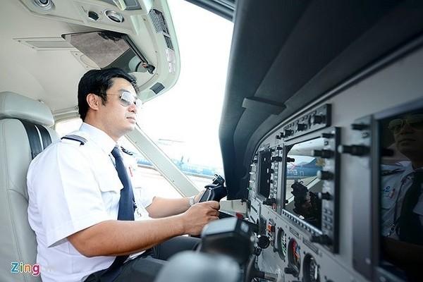 Cuộc sống sau buồng lái của phi công, tiếp viên hàng không Việt 1